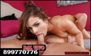 Sesso al Telefono dal Vivo 899770767